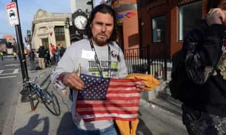 Boston marathon Carlos Arredondo