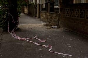 Murder most ordinary: Murder sites - Croydon