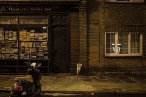 Murder most ordinary: Murder sites - Fulham