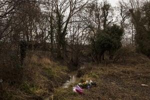 Murder most ordinary: Murder sites - Romford