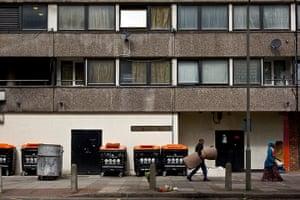 Murder most ordinary: Murder sites - Battersea