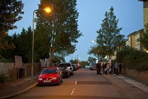 Murder most ordinary: Murder sites - Clayhall