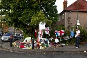Murder most ordinary: Murder sites - Dollis Hill