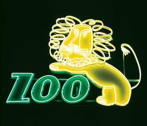 Polish Cold War Neon: Zoo