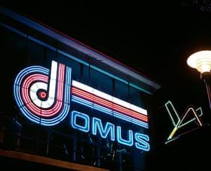 Polish Cold War Neon: Domus