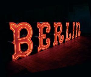 Polish Cold War Neon: Berlin