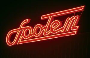Polish Cold War Neon: Spotem Supermarket