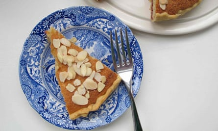 Felicity Cloake's perfect bakewell tart.