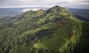 Simandou in Guinea