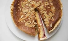 Tamasin Day-Lewis's bakewell tart
