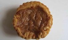 Florence White's bakewell tart