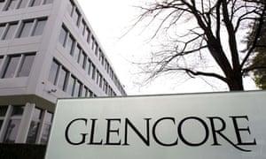 Glencore headquarters