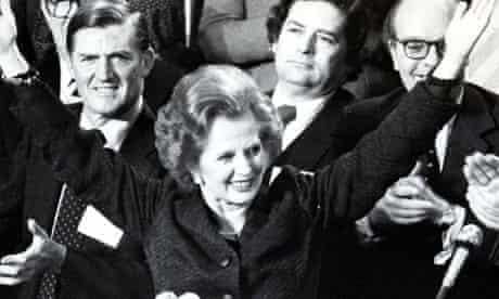 1981 Thatcher