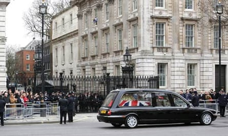 Margaret Thatcher's Funeral