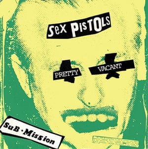 recorddaygallery: Pretty Vacant by Sex Pistols