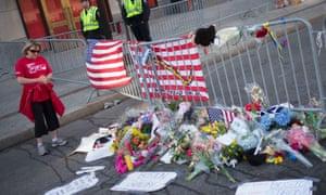Boston memorial