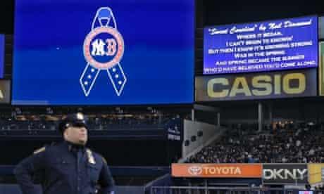 Sweet Caroline at Yankee Stadium