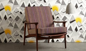 How To Reupholster >> How To Reupholster A Chair Life And Style The Guardian