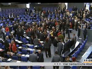 German MPs vote on Cyprus bailout