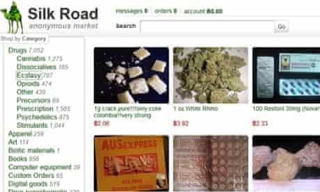silk road screengrab