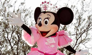 Princess Minie Mouse