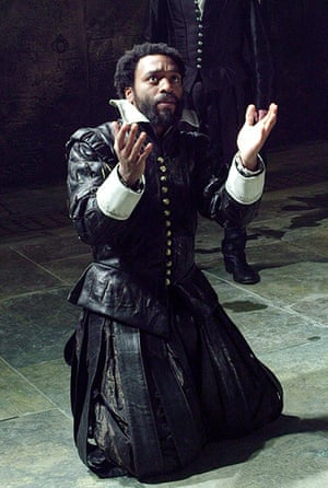 10 best: Chiwetel Ejiofor