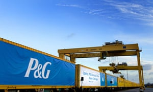 P&G rail