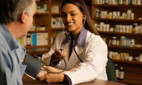 Pharmacy consultation