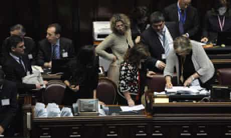 Italy presidential vote