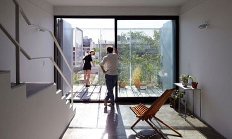 Inside one of Buenos Aires' fideicomiso apartments