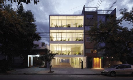 A fideicomiso building by Adamo Faiden architects
