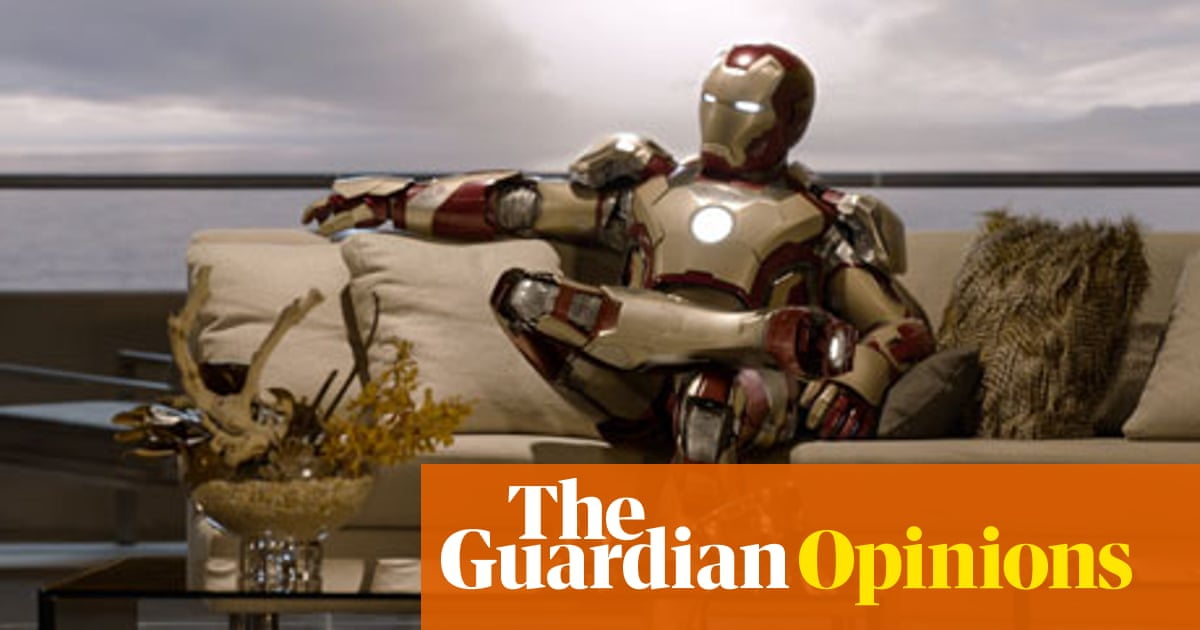 From Batman to Iron Man: the super-rich superheroes | Michael Moran