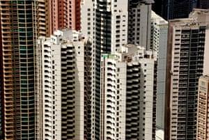 Tall Buildings: Mullholland, HongKong