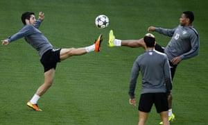 Malaga training