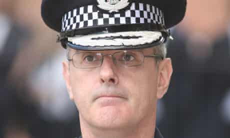 Norfolk Chief Constable Phil Gormley