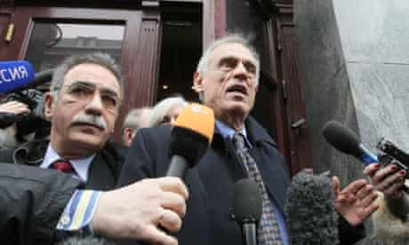 Cypriot finance minister Michael Sarris has quit after concluding talks with the island state's international lenders.