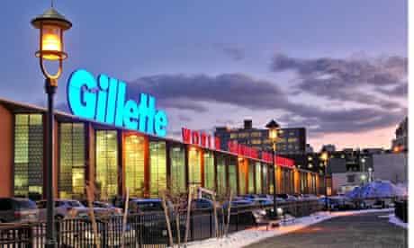 Gillette World Shaving Headquarters