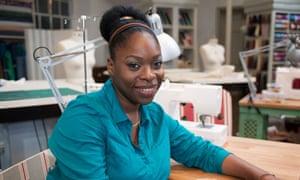 The Great British Sewing Bee contestant Michelle Osbourne Matthiasson