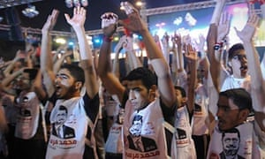 Morsi supporters