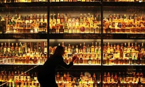 Scotch Whisky sales exports