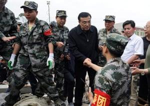 China: Chinese Premier Li Keqiang
