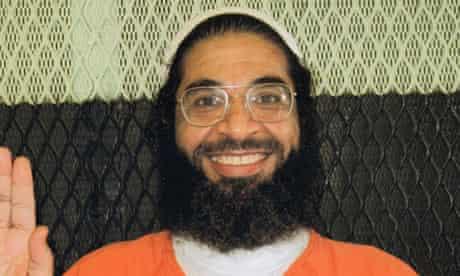Shaker Aamer is on hunger strike in Guantanamo Bay
