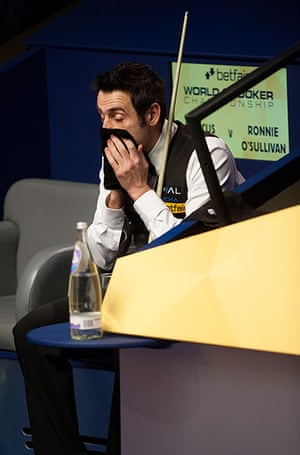 The Return Of Ronnie O 39 Sullivan In Pictures Sport