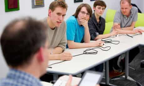 Manchester University University Challenge team