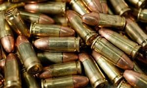 Nationwide US Ammo Shortage