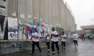 The first Bethlehem marathon