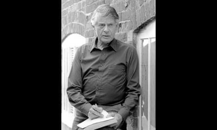 Basil Coleman at Snape Maltings, June 1984