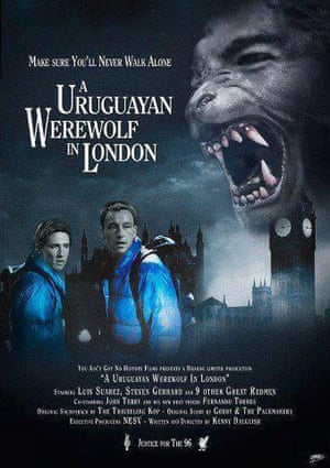 Suárez bite memes: Uruguayan werewolf