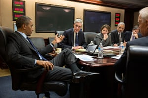 Boston bombings timeline: President Obama meets with his national security team
