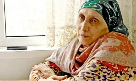 Patimat Suleimanova aunt of now-deceased Boston Marathon bombing suspect Tamerlan Tsarnaev
